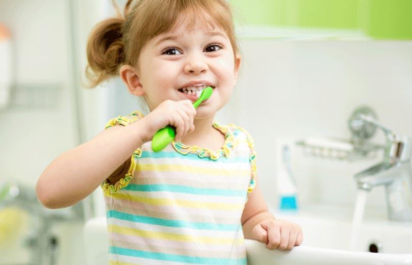 Healthy Kids Teeth