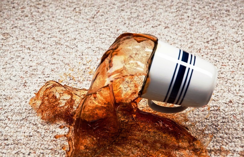 Top Ten Worst Things You Could Ever Spill On Your Carpets